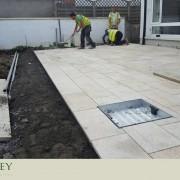 Granite paving snapshot