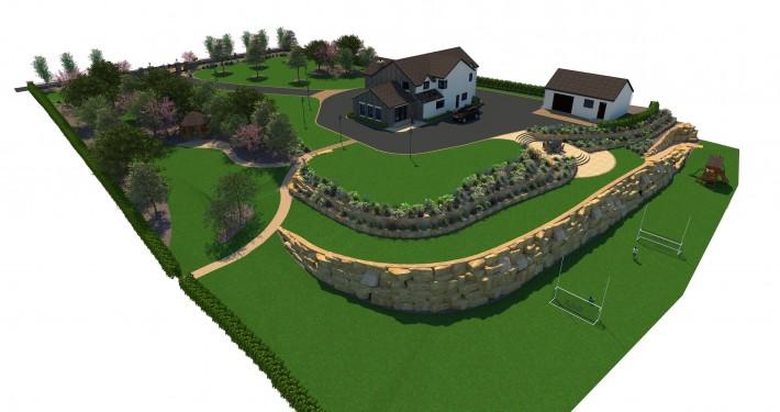 3d landscape design brackley landscaping for 3d landscape design