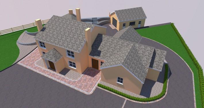 3D Landscape Design Update