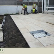 Granite paving snapshot