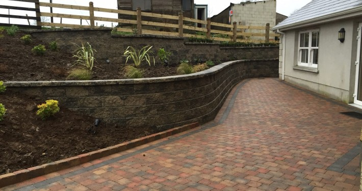 Retaining Wall Update
